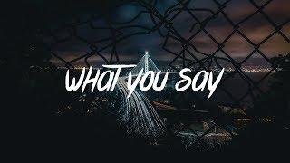 BAMBY - What You Say (Lyrics - Lyric Video).mp3