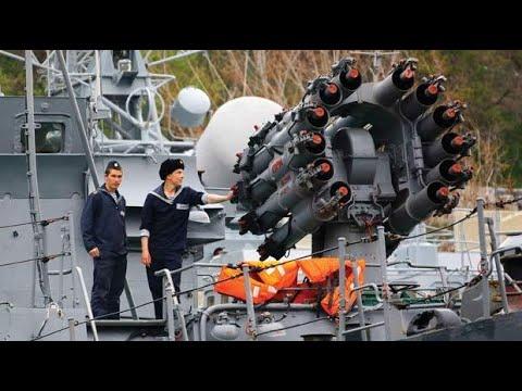 US coastal defense missile system and Russian interceptor missile system