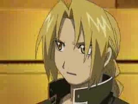 FullMetal Alchemist- Ichirin No Hana %)