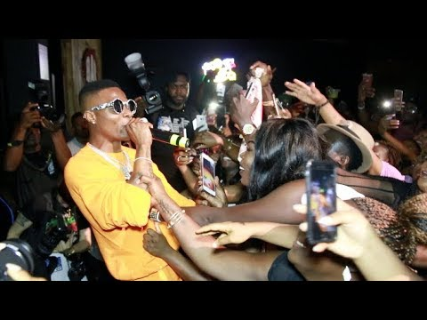 WIZKID LIVE IN DALLAS (FULL VIDEO)