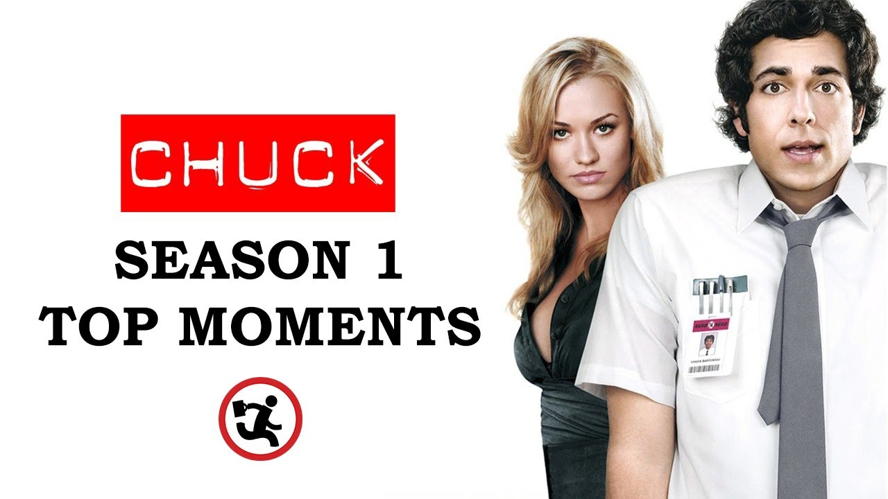 Download Chuck Season 1 - Top Moments