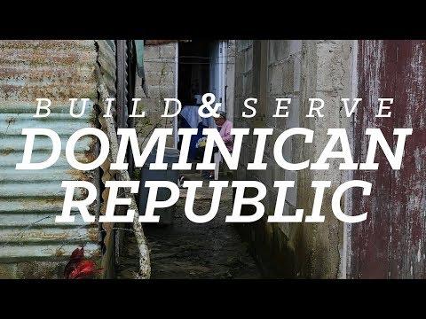 DOMINICAN REPUBLIC BUILD & SERVE