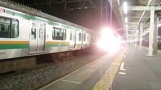 【過去動画】E6系甲種輸送 籠原駅通過