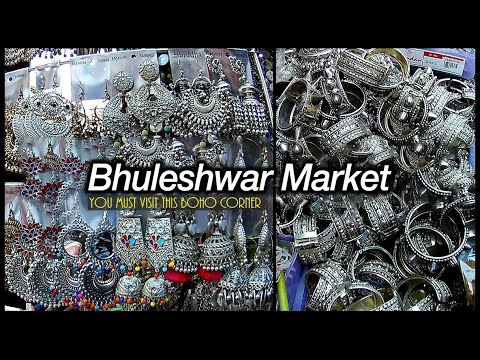Bhuleshwar Market | The Only Boho Corner Everyone Needs To Visit In Mumbai |Super Mini Shopping Haul
