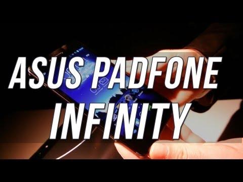ASUS Padfone Infinity - Presentazione italiana [MDW 2013]