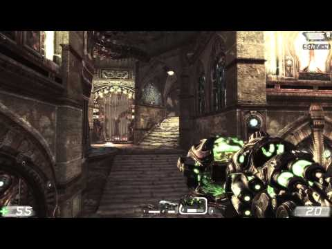 Unreal Tournament 3 multiplayer gameplay 1440p maxed graphics PART 1 (Session 1) - Deathmatch