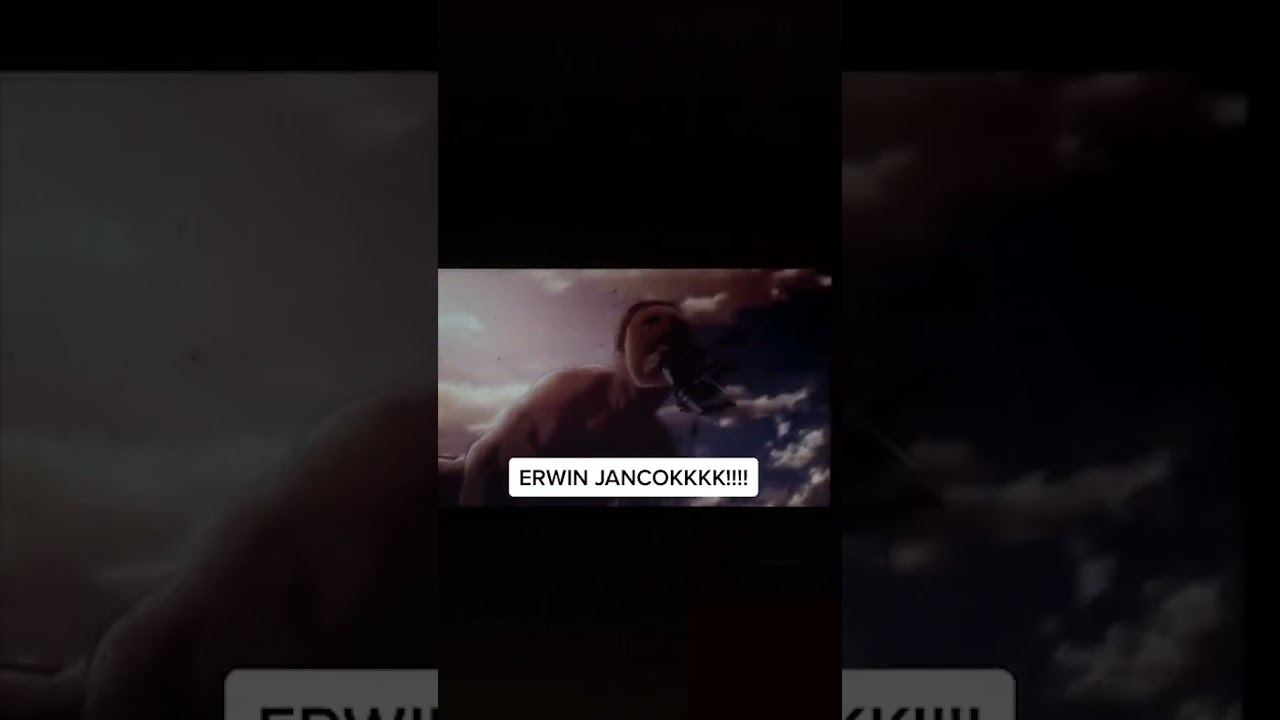 Story Wa Attack on Titan Erwin J4nc0k
