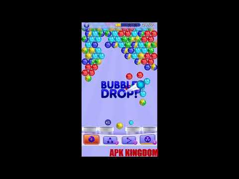 Bubble Shooter Android Game Free - Kids Gameplay !! Apk Kingdom