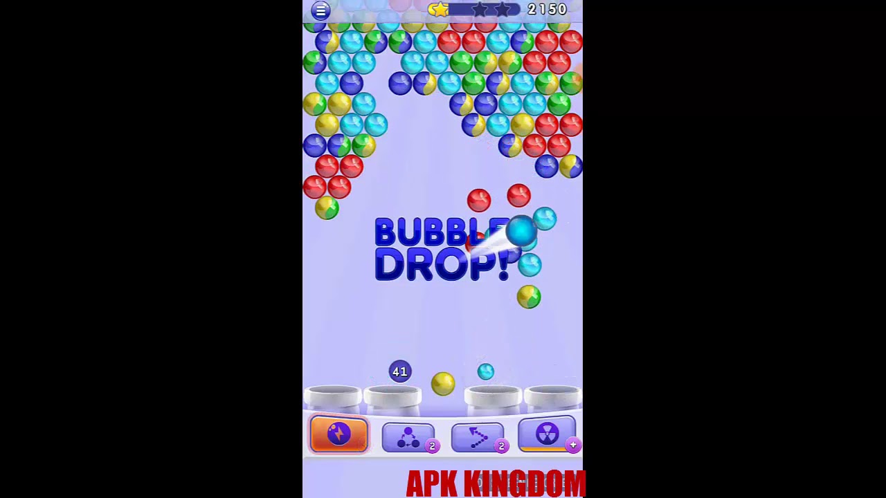 Bubble Shooter Android Game Free – Kids Gameplay !! Apk Kingdom  #Smartphone #Android
