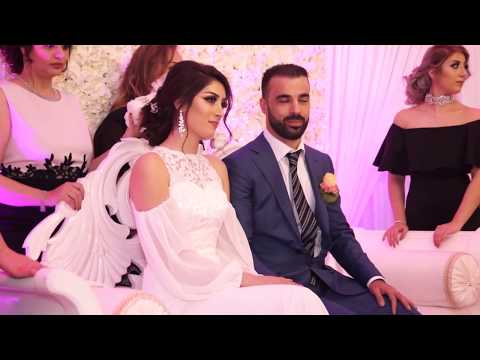 Romantic afghan/persian wedding in Holland by Shehed productions