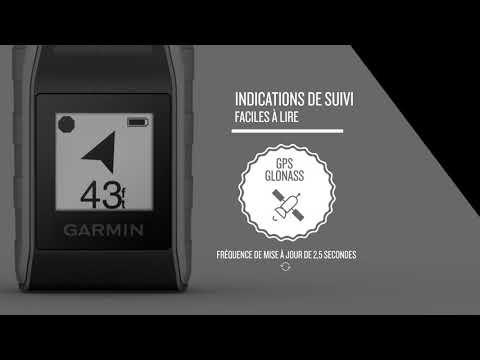 Garmin présente le Pro 550 Plus - Appareil de dressage et de suivi de chien intuitif