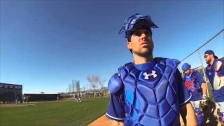 See What A Major League Catcher Sees