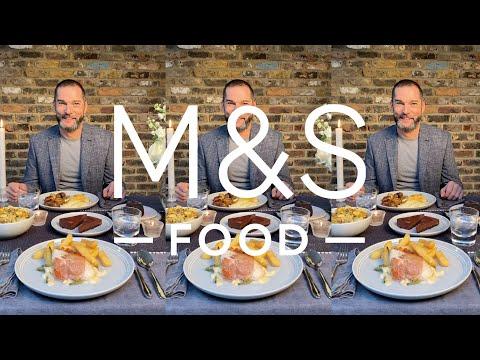 Fred Sirieix talks Dine In top menu picks | M&S FOOD