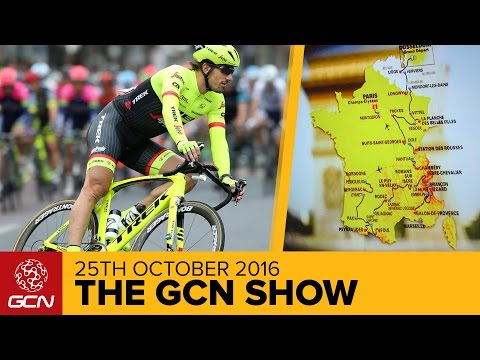 Farewell Fabian – Cancellara Highlights And The 2017 Tour | The GCN Show Ep. 198