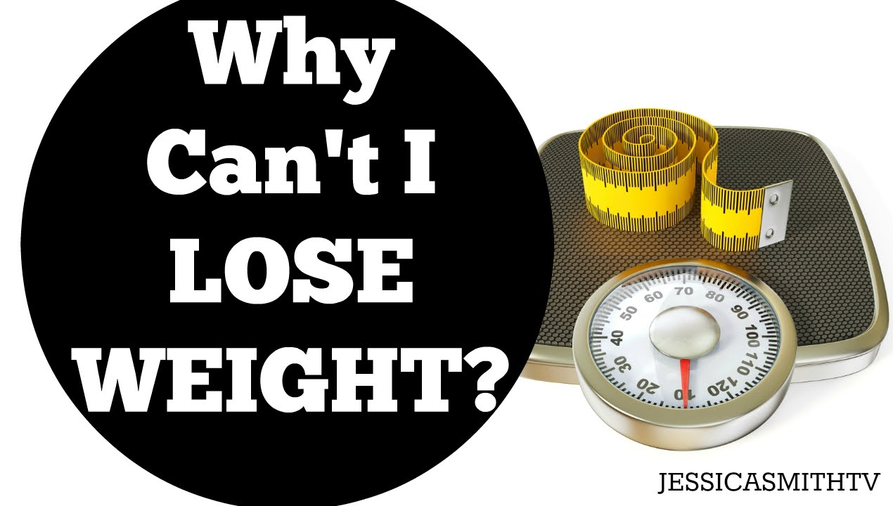 Why can't my teen lose weight