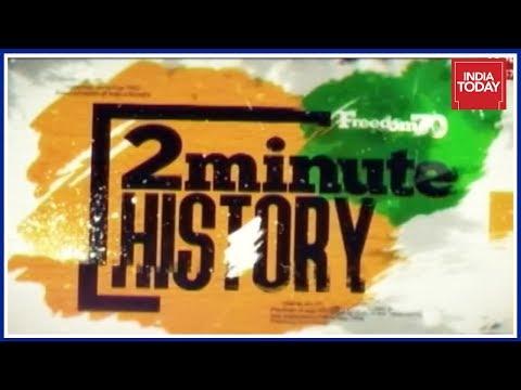 Two-Minute History With Ramachandra Guha