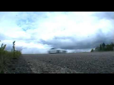 Sporttiauto Drifting Team 2008 with Procharger, Autronic and Aquamist. Driver: Tapio Murtoo.