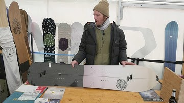 West Snowboarding - The Grammont Split