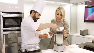 Рецепт вафель от Яны Рудковской