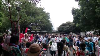 Tokyo University of the Arts (東京芸術大学) festival at Ueno Park