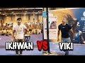 IKHWAN VS VIKI SANTORO - ULTIMATE BATTLES 2