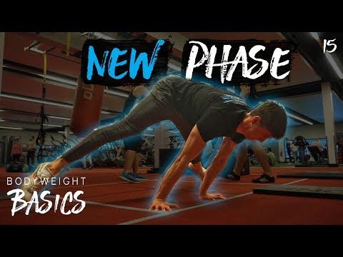 NEW TRAINING! | Bodyweight Basics Ep 15