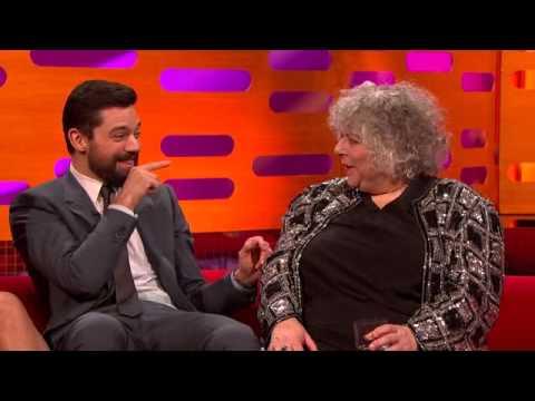 The Graham Norton  Season 14 Episode 19 ~ Miriam Margolyes, Lily Allen, Dominic Cooper