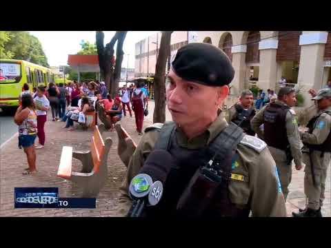 Homem é morto a facadas após tentativa de assalto em Teresina