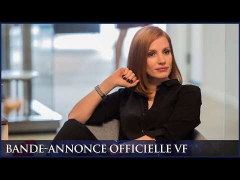 MISS SLOANE - Bande-annonce officielle VF [Jessica Chastain]