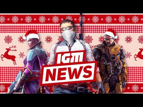 IGM News: Гибрид PUBG с CS:GО и сиквел Half-Life