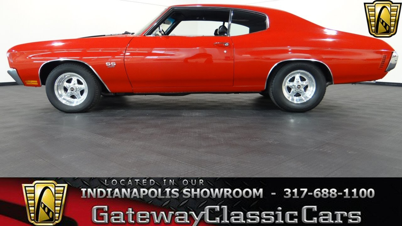 70 Chevelle V8 Engine Diagram Search For Wiring Diagrams 1970 454 Chevrolet Ss Gateway Classic Cars Indianapolis Rh Youtube Com 67 Bay