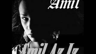 Amil Tears of a Teenage Mother feat Haze