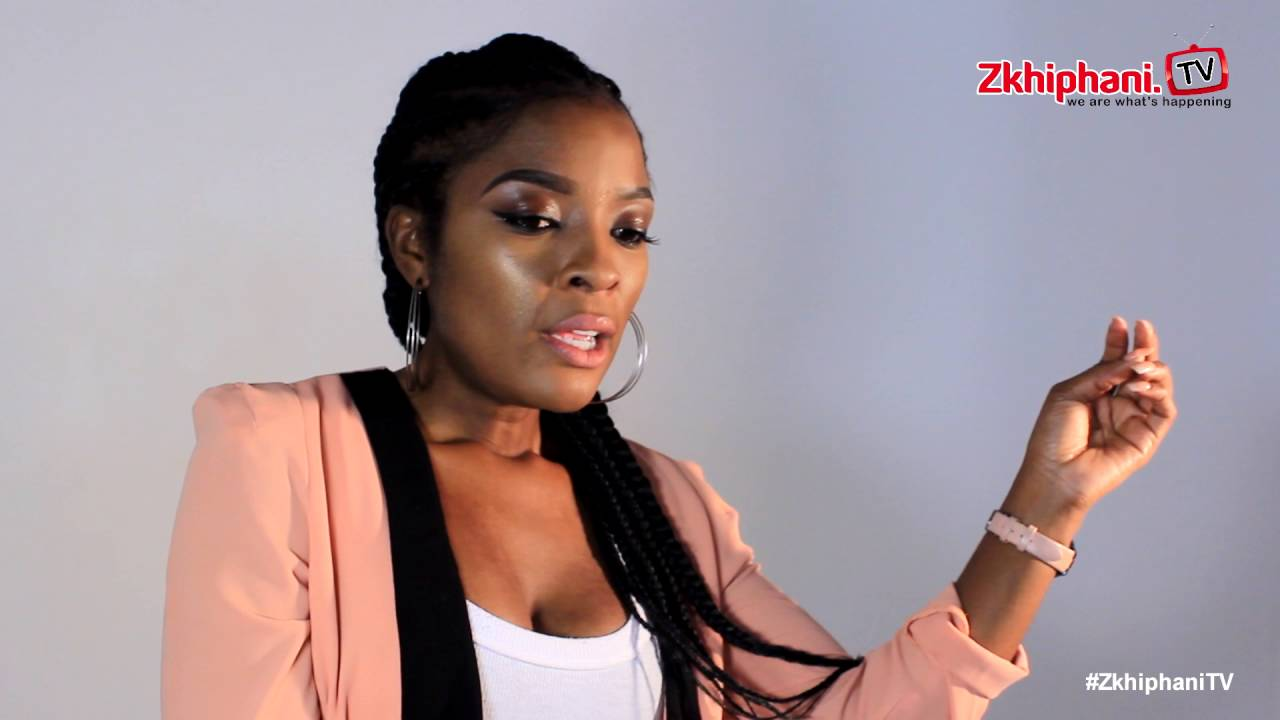 Nomsa Madida\'s TIPS on how to be a successful make up artist - YouTube