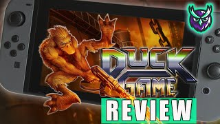Duck Game Nintendo Switch Review - Quackers?