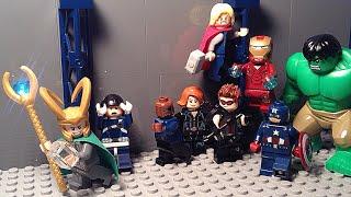Lego Avengers PART 1