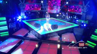 Armine Martirosyan,Left Outside Alone - The Voice Of Armenia - Blind Auditions - Season 1