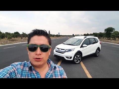 Honda BR-V 2018. Cuando el espacio lo es todo en un SUV