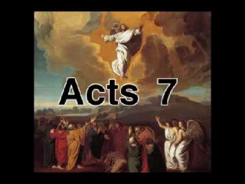 The Holy Bible : ACTS 7 : Full Chapter Audio with Text in Description