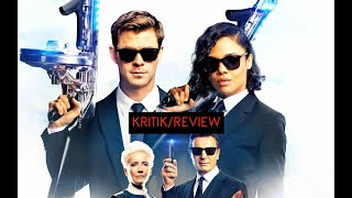 KRITIK Zu MEN IN BLACK: INTERNATIONAL [F. Gary Gray]