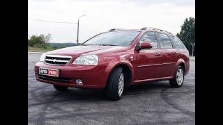 Автопарк Chevrolet Nubira 2008 года (код товара 22508)