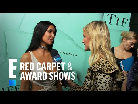 Kim Kardashian Talks Kanye West's White House Visit | E! Red Carpet & Live Events Mp3