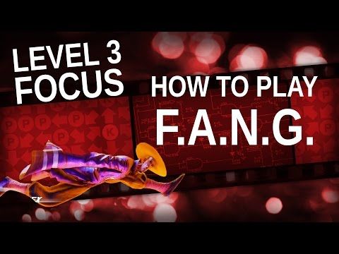 The Basics: How To Play FANG In Street Fighter V