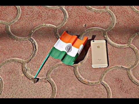 iPhone vs Indian Flag | Social Experiment | Shocking Reaction