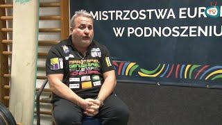 """SprechAkte - Ewald """"Ewi"""" Fischer - Präsident NÖ Gewichtheberverband"""