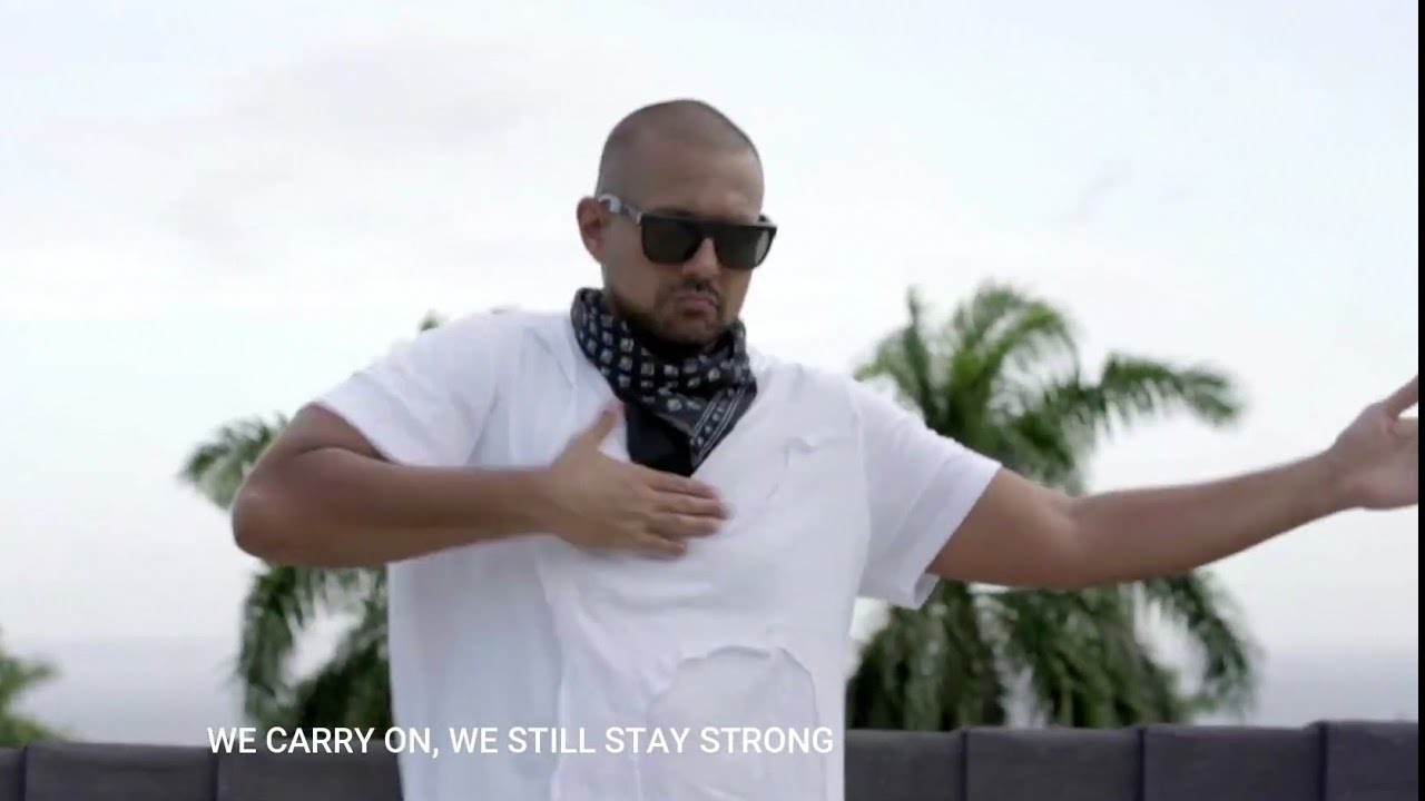 Sean Paul - Hold On [Lyric Music Video]