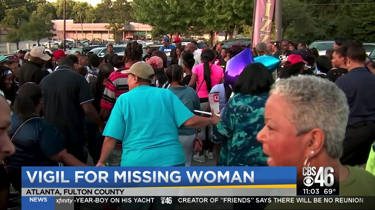 Black Community Come Together To Find Missing Neighbor