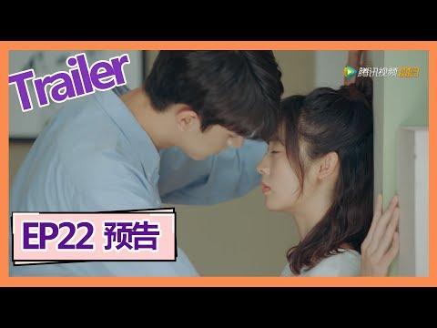 《致我们暖暖的小时光-put-your-head-on-my-shoulder》——ep22预告trailer-壁咚吻!
