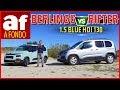 Citroën Berlingo vs Peugeot Rifter | Comparativa a fondo