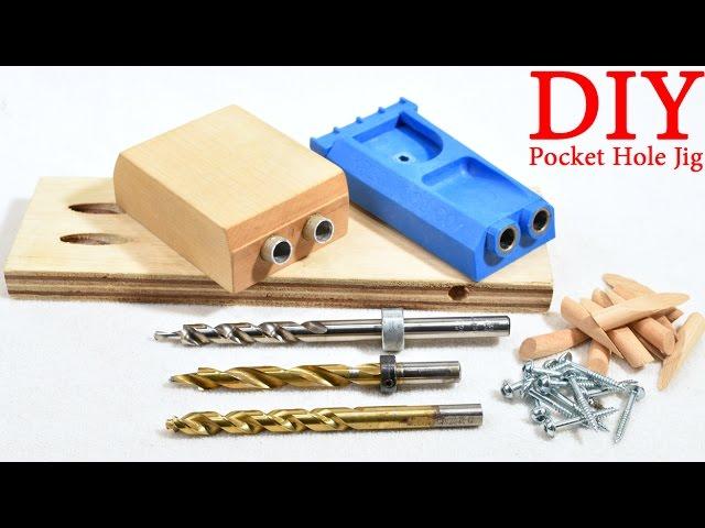 download diy pocket hole jig
