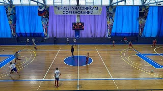 Оргхим Первенство России по мини футболу юноши 2009 2010 Абакан Железногорск